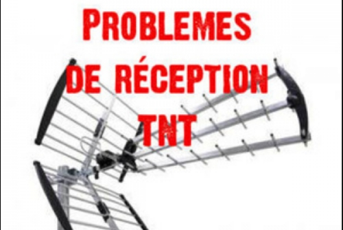 PROBLEME DE RECEPTION DE LA TNT